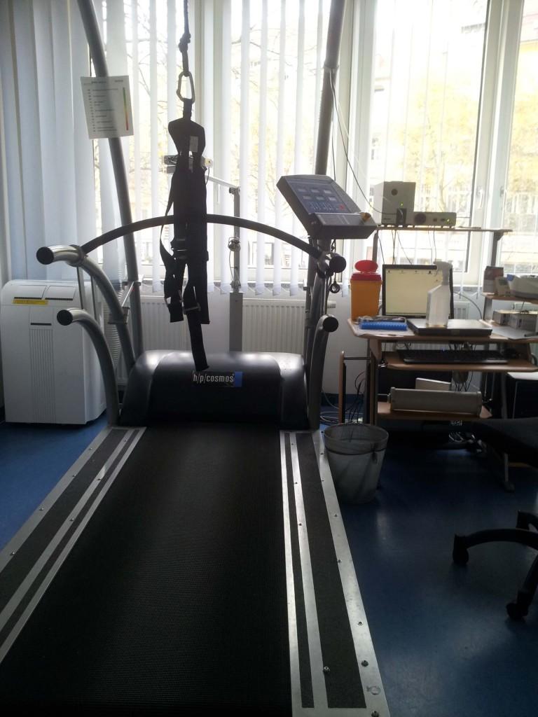 sportmedizinische Untersuchung
