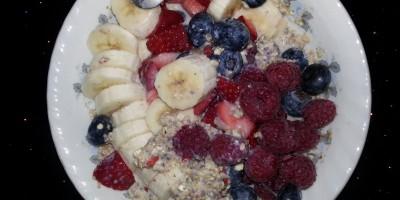 Frühstück für Jogger