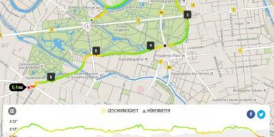 Nike+ Run Club Berlin Local Run