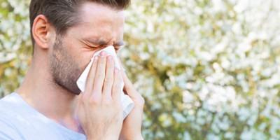 Laufen trotz Pollen-Allergie