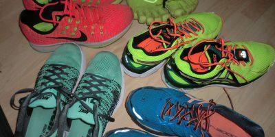 Richtige Laufschuhe für den Marathon