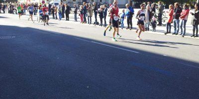 Ideallinie beim Marathon
