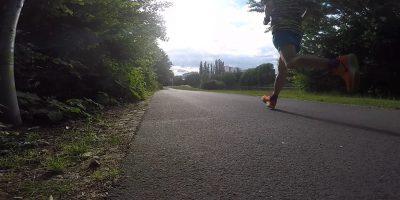 Laufen im Sommer