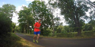 Seitenstechen beim Laufen