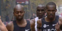 Eliud Kipchoge läuft den Marathon als erster Mensch unter 2 Stunden in Wien